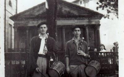 Matsorria,  txistulari  eta  korukidea  izan  den  Julio  Pinilla  Santamaría  hil  zaigu