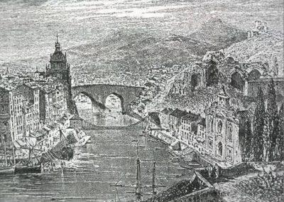 Convento de San Francisco y puente