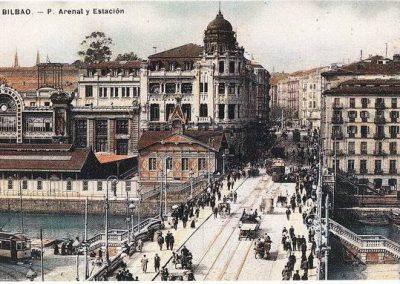 Puente del Arenal y Estación