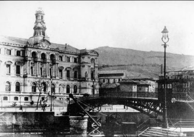 Puente del perrochico 1920