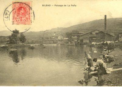 Paiseje de la Peña - 1911
