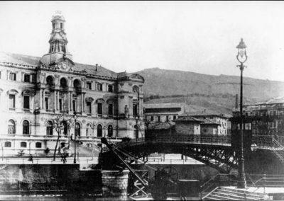 Puente del perrotxiko 1920
