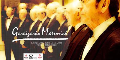 El Museo Vasco contará con la actuación de Garaizarko Matsorriak en su Claustro